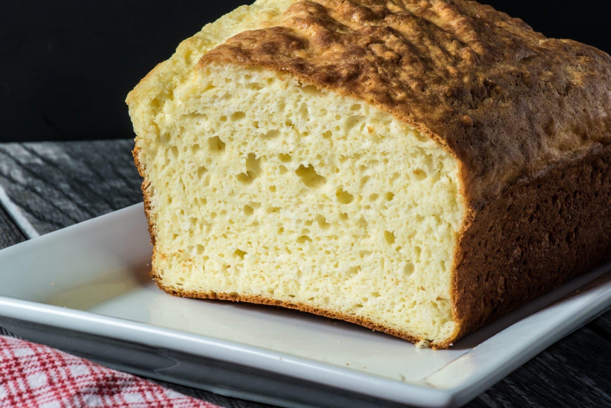 Low Carb Soul Bread - Original Recipe - Tasty Low Carb