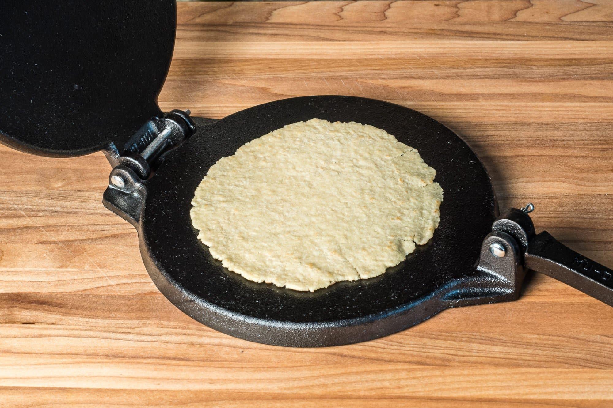 Keto Almond Flour Tortillas - Tasty Low Carb