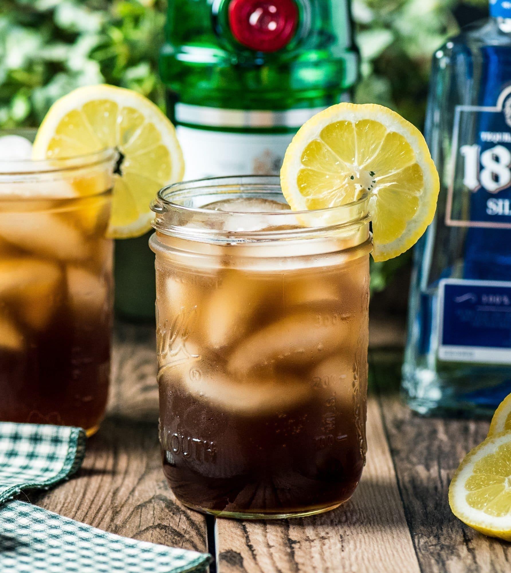 Keto Long Island Iced Tea Cocktail Tasty Low Carb